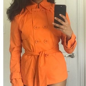 BCBGMAXAZRIA trench coat